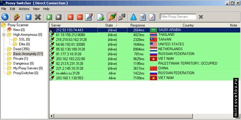 How to configure the proxy service on the computer  How to configure