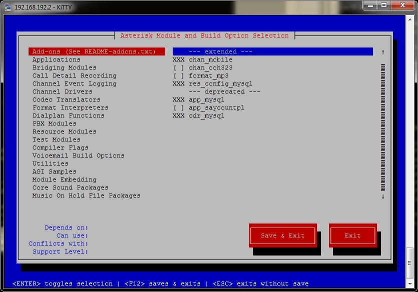 Installing freepbx ubuntu 16 04  Installing FreePBX13 Asterisk13 on