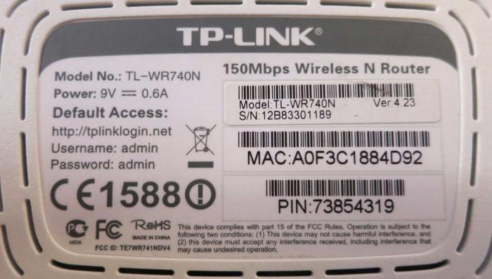 How to connect tp link tl wr740n modem  Connect tp link tl