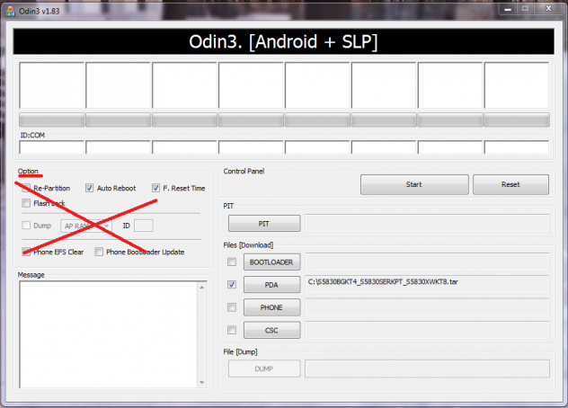 aplikacija za pronalaženje fwb-a