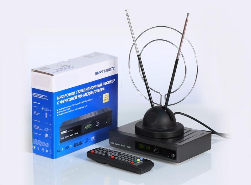 Как сделать антенну к тв приставке 615