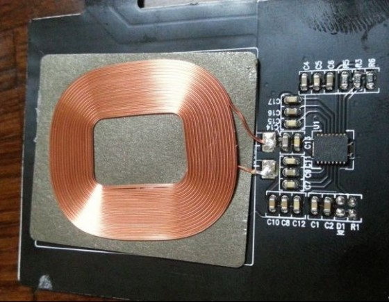 Приемник для беспроводной зарядки своими руками 91